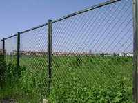 High Quality Frame Fence
