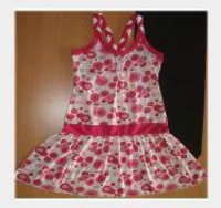 Kids Printed Tank Frock