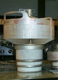 Electron / Vacuum Tube 4CX15000