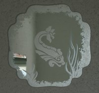 Etched Mirror
