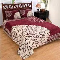Chenille Jacquard Bed Sheet