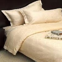 100% Cotton Jacquard Bed Sheets