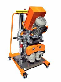 Bottom Edge Beveling Machine