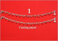 Stone Payal Anklets 