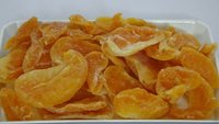 Orange Dried Fruit