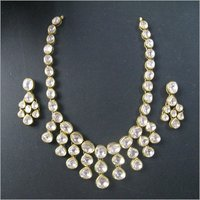Uncut Diamond Necklace RAJ- 09