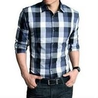 Men Cotton Casual Shirts