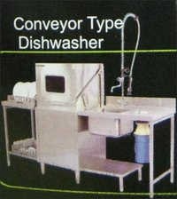 Door Type Dishwasher