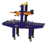Top & Bottom Drive Carton Sealing Machine