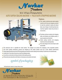 Fully Automatic Tapping Machine