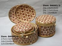 Handicraft Bamboo Box