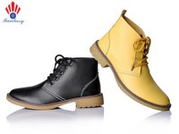 Women Fashion Leather Boots