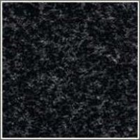 Designer Black Granite
