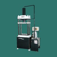 Hydraulic Bakelite Moulding Press