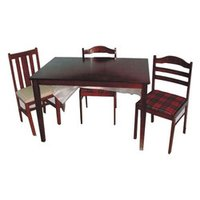 Three Seater Dining Table Set