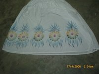 Embroidered Circular Skirts
