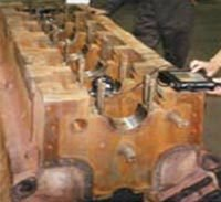 On Site Engine Block Inspection Services