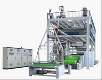 Automatic Non-woven Fabrics Film Blowing Machine