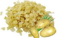 Dehydrated Potato Cubes