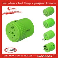 Travel Adaptor Plugs