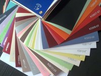 Solid Color High Glossy PVC film