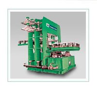 Heavy Duty Tonnage Bridge Type Vulcanizing Machine