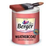 Weather Coat Exterior Emulsion Paint