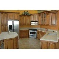 Designer Wooden Kitchen Cabinets