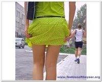 Beach Mini Skirts