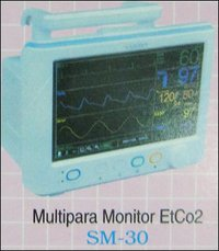 Multipara Monitor Etco2