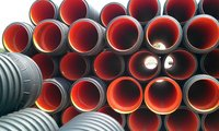 Alcorr Double Wall Corrugated Pipes