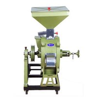 Open Type Flour Mill Machine