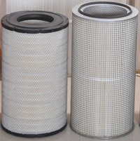 Nanofiber Pleated Filter Cartridge