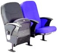 Auditorium Push Back Chair