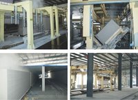 Autoclaved Aerated Concrete AAC Brick Production Line