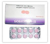 Bobenak-P Tablets