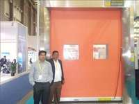 High Speed Roller Shutter
