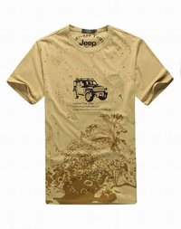 Jeep Wills Short T-Shirt