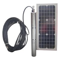 Submersible Solar Pump