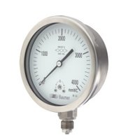  All Ss Pressure Gauge 