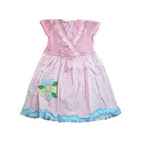 Knitted Cotton Frock