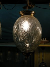 Glass Carving Lamps