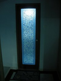 Designer Glass Panels