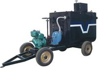 Trolley Mounted Bitumen Spray Dryer
