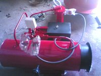 Furnance Oil Heater Unit
