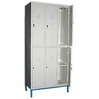Industrial Locker Cabinets