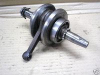 Two Wheeler Crankshaft