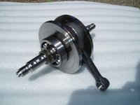Two Stroke Cng Crank Assembly