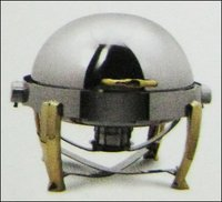 Round Dripless Roll Top Chafing Dish