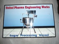 Sugar Processing Vessel